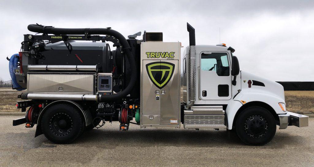 Paradigm-Hydrovac-Truck